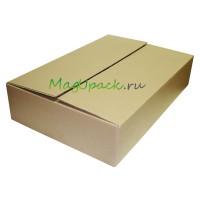 Гофрокороб №15 с вент. отверстиями 570*380*126  мм бурый (марка Т-24)