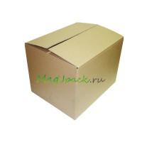 Гофрокороб №38 380*304*285 мм бурый (марка Т-24)