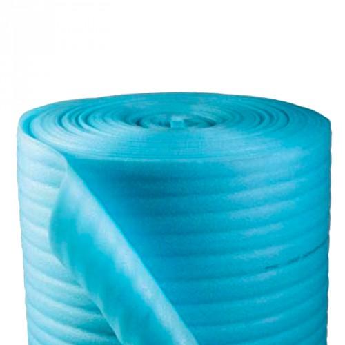 Рулон вспененного полиэтилена 100*1 м. Толщина 1 мм